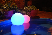 LED & SOLAR LIGHTS BALLOON LED