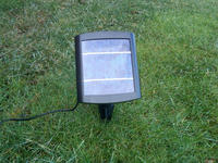 LED & SOLAR LIGHTS SOLAR CHARGER