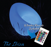 LED & SOLAR LIGHTS IBIZA LED CHAIR