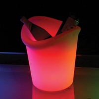 LED & SOLAR LIGHTS TONGA LED WINE BUCKET