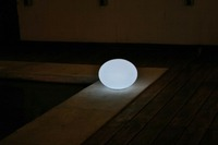LED & SOLAR LIGHTS FLAT BALL LED LIGHT